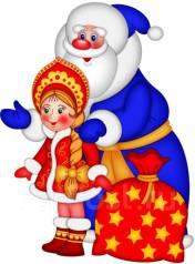 Дед Мороз в дом