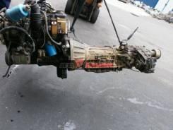 Двигатель в сборе. Nissan Mistral, R20 Двигатель TD27B. Под заказ