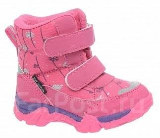 058b87f48 Зимние ботинки для девочек (Мембрана) TM Mursu - Детская обувь во ...