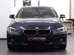 BMW 3-Series. автомат, задний, 1.6 (136 л.с.), бензин, 47 000 тыс. км. Под заказ