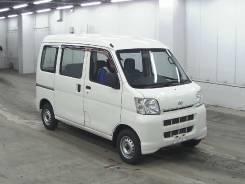 Стекло боковое. Daihatsu Hijet, S320V, S321V, S330V Двигатель EFVE