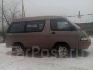 Toyota Lite Ace. автомат, 4wd, дизель