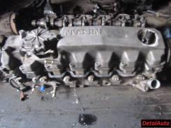 Головка блока цилиндров. Nissan Safari Двигатель RD28ETI