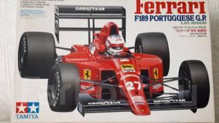 Сборная модель Ferrari F189