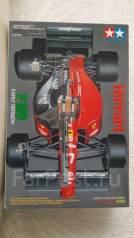 Сборная модель Ferrari F189 Early version