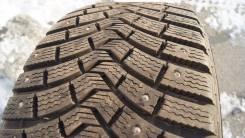 Michelin X-Ice North XIN2. Зимние, шипованные, 2012 год, износ: 5%, 1 шт