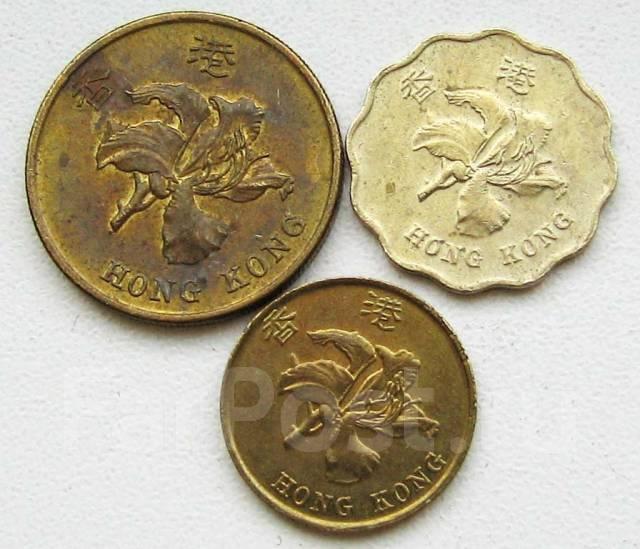 Гонконг. Подбор монет без повторов
