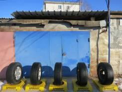 Goodyear Wrangler SilentArmor. Грязь AT, 2012 год, износ: 10%, 5 шт