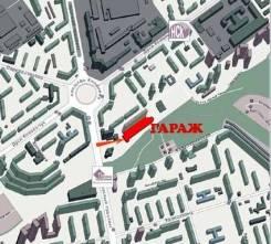 Гаражи капитальные. улица Овражная 1а, р-н заельцовкский, 17 кв.м., электричество