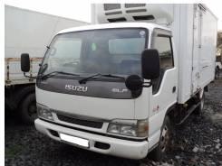 Isuzu Elf. Продаётся грузовик рефрижератор Isuzu ELF 2003, 4 800 куб. см., 3 000 кг.