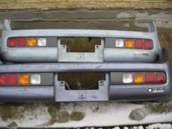 Бампер задний Nissan Cube фиолетовый H50223U0AA