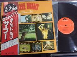 ЗЭ ХУ / THE WHO - Direct Hits - JP LP 1968 ВСЕ ХИТЫ