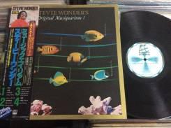 FUNK! Стиви Вандер / Stevie Wonder - Original Musiquarium 1 - JP 2LP