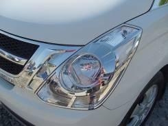 Накладка на фару. Hyundai H1 Hyundai Grand Starex