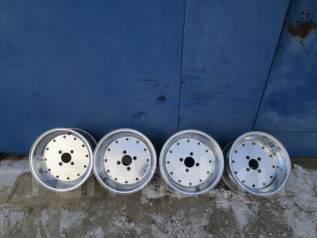 SSR MK-I. 7.5x15, 4x114.30, ET-10, ЦО 72,0мм.