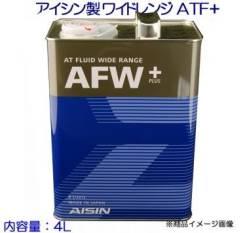 Жидкость для АКПП Aisin ATF6004 (AFW+ 4 L). Под заказ