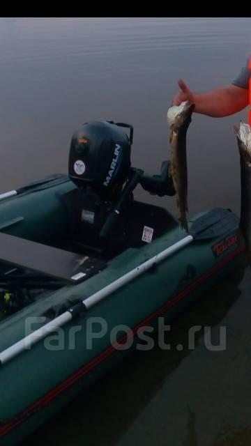 лодка пвх тайга 290 видео