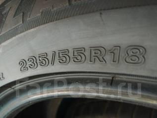 Bridgestone Blizzak Revo1. Зимние, без шипов, 2007 год, износ: 50%, 2 шт