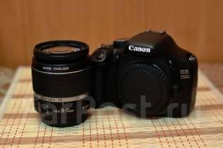 Canon EOS 550D Kit. 15 - 19.9 Мп