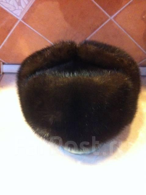 Норковая шапка формовка. 59