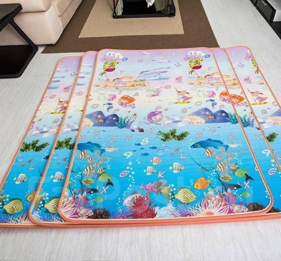 Детский коврик 120х180х0,5 см в наличии во Владивостоке