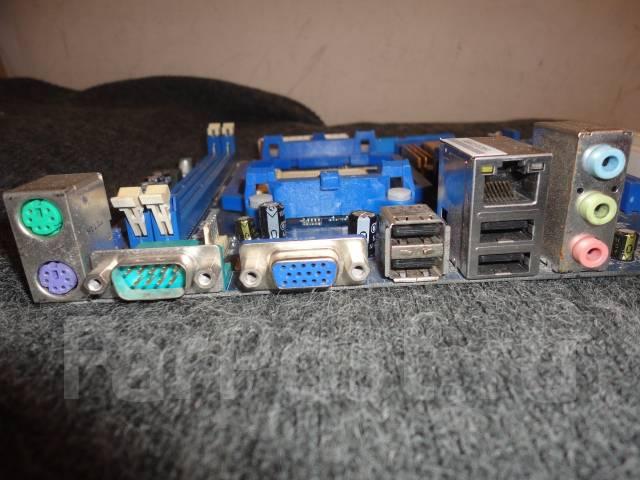 Материнка ASRock N68-GS3-UCC AM3 DDR3 c дефектом