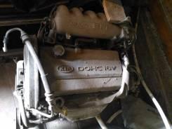 Двигатель. Kia Sportage