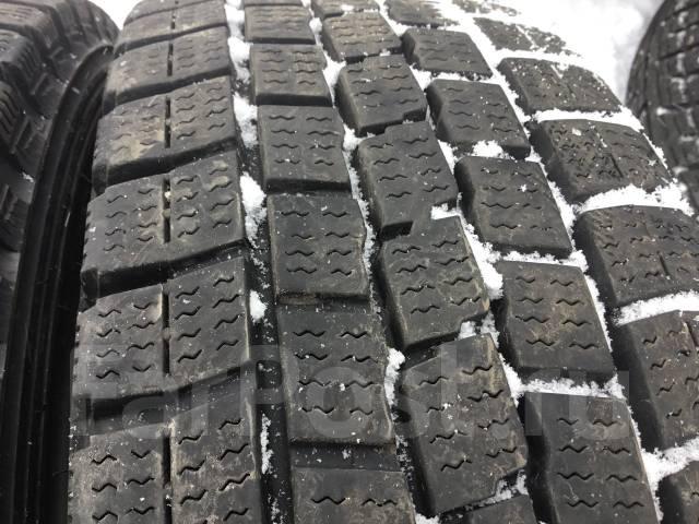 Dunlop SP. Зимние, без шипов, 2013 год, износ: 5%, 4 шт