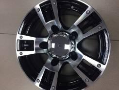 "Storm Wheels. 8.0x16"", 5x150.00, ET0, ЦО 110,1мм."