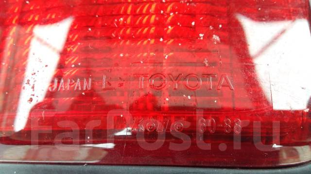 Стоп-сигнал. Toyota Land Cruiser Prado, LJ95, VZJ95W, VZJ90W, VZJ90, KZJ90, KDJ95W, KZJ95, KDJ90W, LJ90, RZJ90, RZJ95W, KZJ90W, RZJ90W, RZJ95, VZJ95...