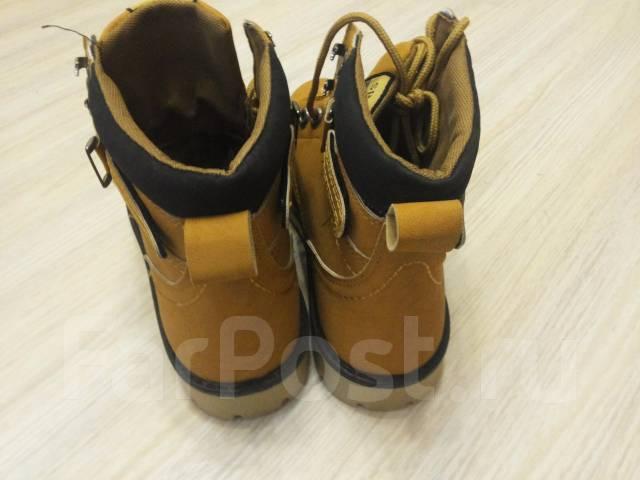 Ботинки Тимберленды. 41