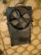Радиатор охлаждения двигателя. Toyota Celica, ST182, ST183, ST184 Toyota Carina ED, ST183, ST182, ST181, ST180 Toyota Corona Exiv, ST183, ST181, ST182...