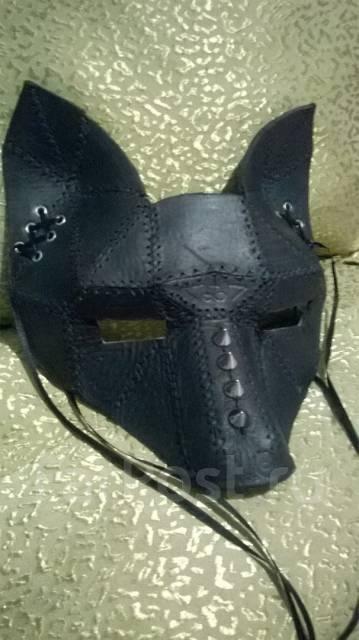 Продам кожанную маску