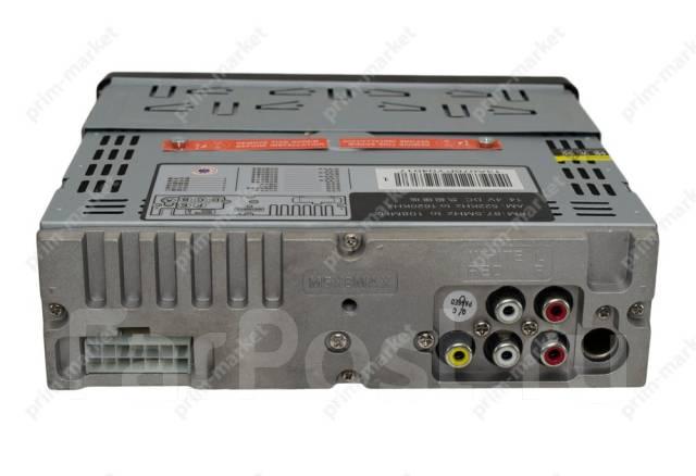Автомагнитола 1 DIN Black HAWK BL-6113D 12 Вольт