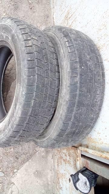 Dunlop DSX. Зимние, без шипов, 2009 год, износ: 20%, 4 шт