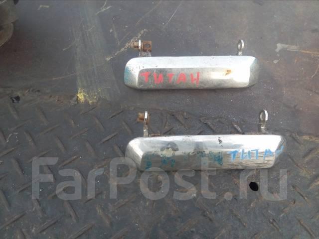 Ручка двери внешняя. Mazda Titan