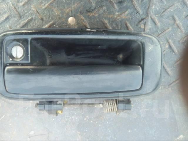 Ручка двери внешняя. Toyota Corolla, AE95, AE96, EE96, CE96