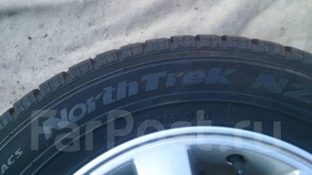 Northtrek. Зимние, без шипов, 2012 год, износ: 5%, 4 шт