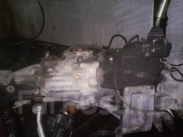 Раздаточная коробка. Mitsubishi Delica, PE8W, PD8W, PF8W Mitsubishi Delica Space Gear, PD8W, PE8W, PF8W