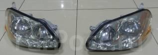 Фара. Toyota Mark II Wagon Blit, GX110, JZX110W, GX115W, GX115, JZX110, JZX115, GX110W, JZX115W Toyota Mark II, JZX110, GX115, GX110, JZX115 Двигатели...
