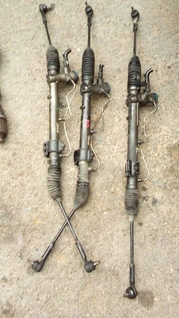 Рулевая рейка. Nissan Sunny, FB15, B15 Nissan AD, VY11, WFY11, VGY11, WHY11, VFY11 Nissan Wingroad, VY11, VGY11, VFY11, WHY11, WFY11 Двигатели: QG13DE...