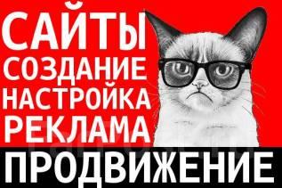 Создание Реклама Продвижение Сайтов. Качество. От 10 000 рублей. Заходи!