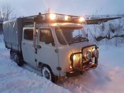 УАЗ 39094 Фермер. Продам грузовик, 1 500 куб. см., 1 000 кг.