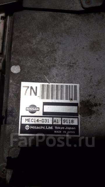 Блок управления двс. Nissan Cefiro, PA33 Двигатель VQ25DD