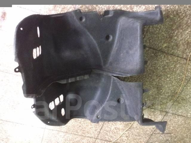 Обшивка багажника. Toyota Mark II, JZX115, GX110, JZX110