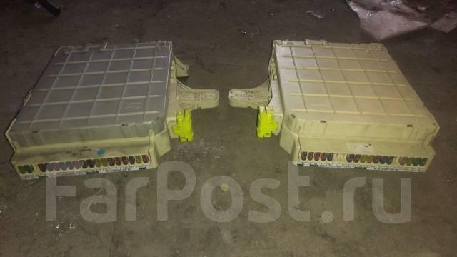 Блок предохранителей салона. Toyota Crown, JZS175, JZS171