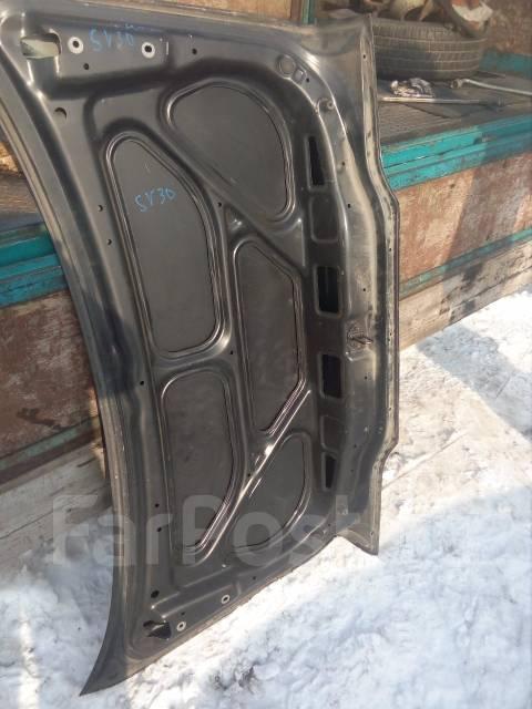 Крышка багажника. Toyota Vista, SV30 Двигатель 4SFE