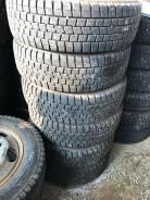 Dunlop SP LT. Зимние, без шипов, 2014 год, износ: 5%, 6 шт