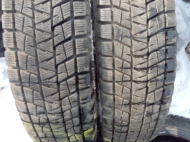 Bridgestone. Зимние, без шипов, 2011 год, износ: 20%, 2 шт