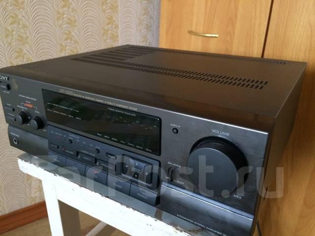 Japan-усилитель Sony TA-D509 - 150W, 220v